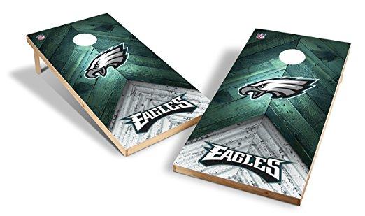 Philadelphia Eagles Cornhole Boards - Cornhole Building