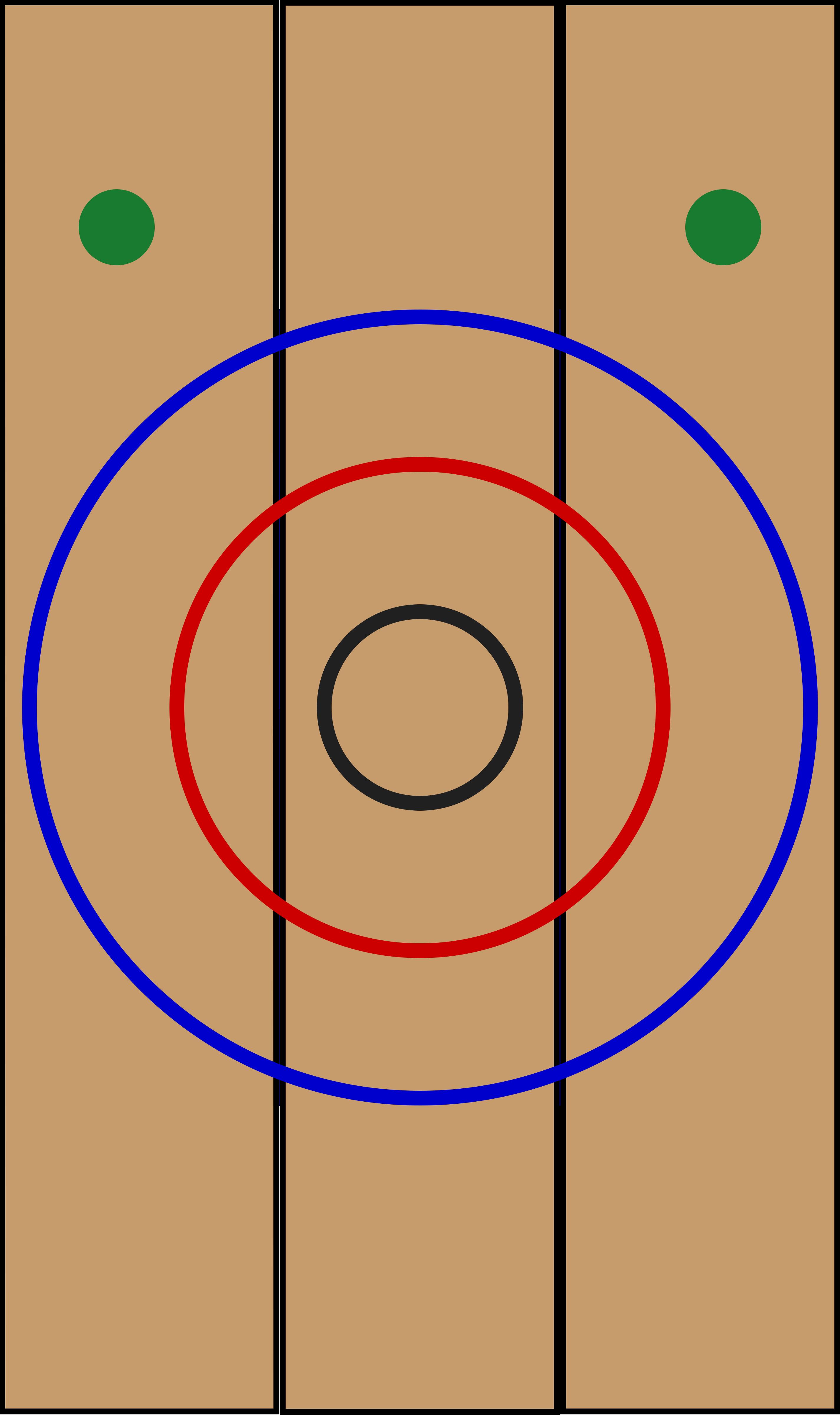 natf axe throwing target